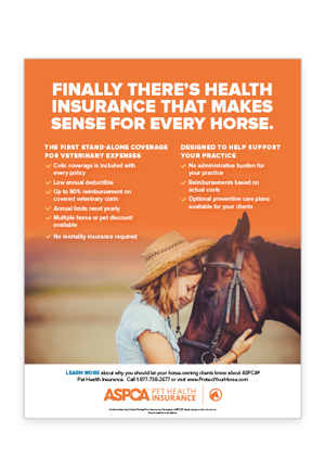 Equine Coverage: Plan Overview Flyer