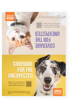 Coverage for the Unexpected (with QR Code)